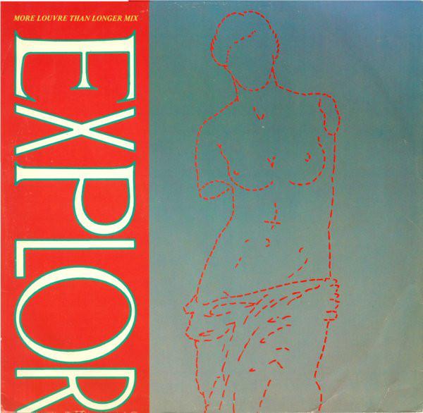 Explorers (The) Venus De Milo (Longer Than Louvre Mix) / Another Lost Soul On The Run
