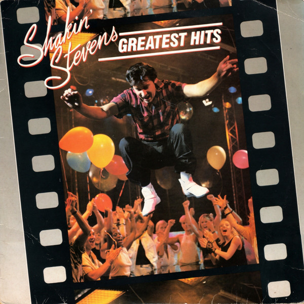 Stevens, Shakin Greatest Hits Vinyl