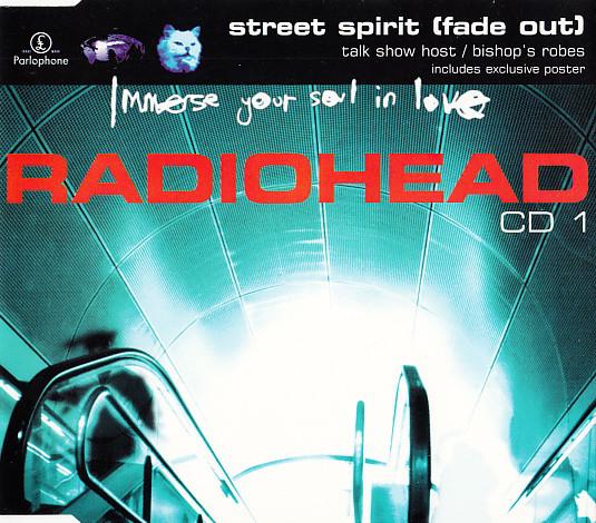 Radiohead Street Spirit (Fade Out)