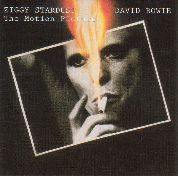 Bowie, David Ziggy Stardust And The Spiders From Mars - The Motion Picture Soundtrack CD