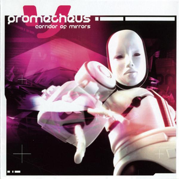 Prometheus Corridor Of Mirrors CD