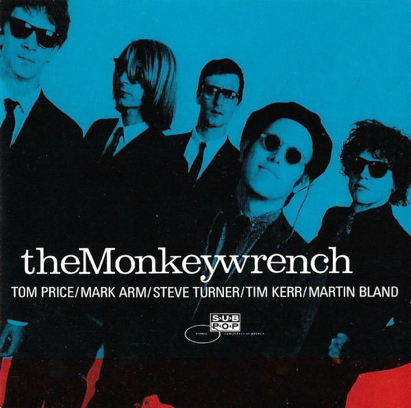 The Monkeywrench Clean As A Broke-Dick Dog