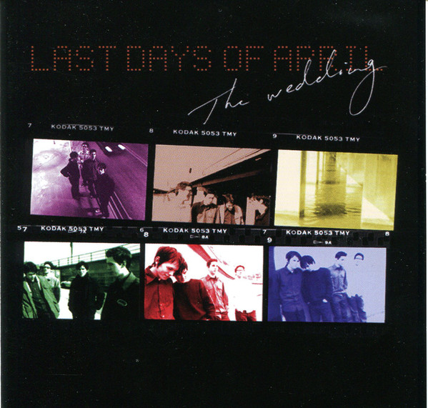 Last Days Of April The Wedding Vinyl