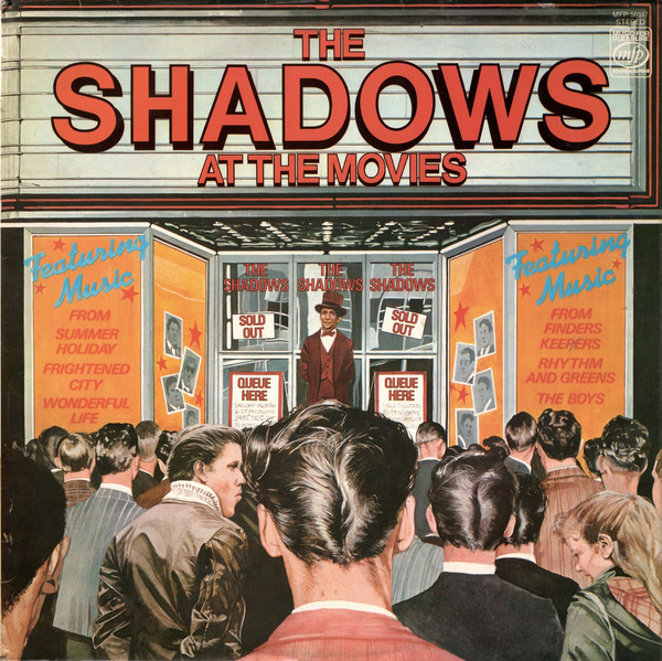 The Shadows The Shadows At The Movies Vinyl