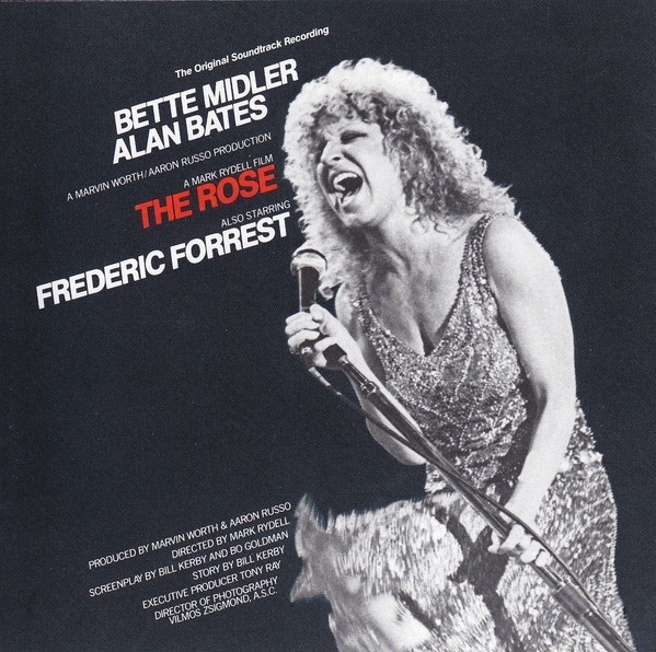 Bette Midler The Rose - The Original Soundtrack Recording