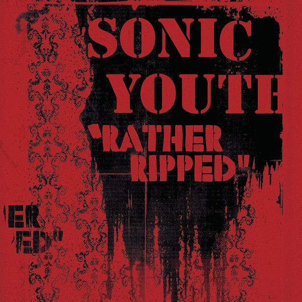 Sonic Youth Rather Ripped Vinyl