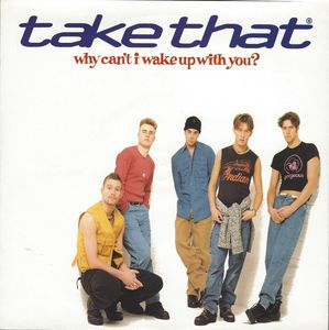 Take That Why Cant I Wake Up With You Vinyl