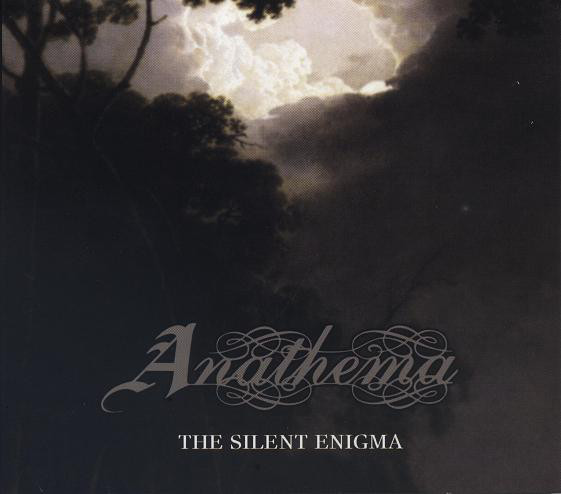 Anathema The Silent Enigma CD