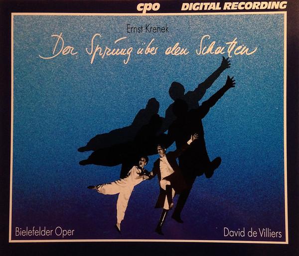 Krenek – Bielefelder Oper, David De Villiers Der Sprung Über Den Schatten