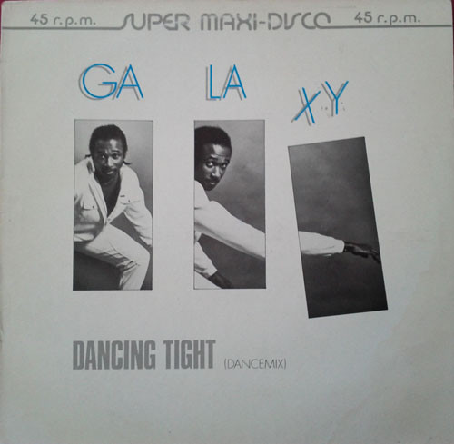 Galaxy Dancing Tight Vinyl