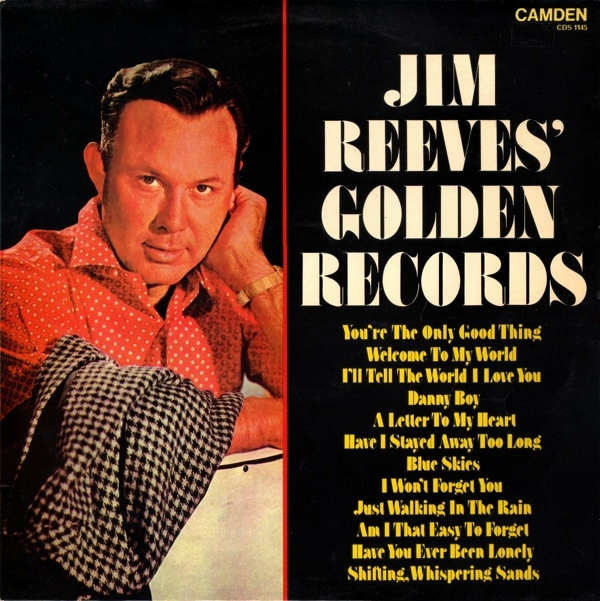 Reeves Jim Jim Reeves Golden Records