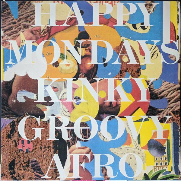 Happy Mondays Kinky Groovy Afro Vinyl