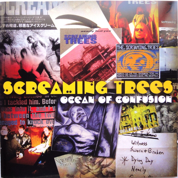 Screaming Trees Ocean Of Confusion: Songs Of Screaming Trees 1990-1996 CD