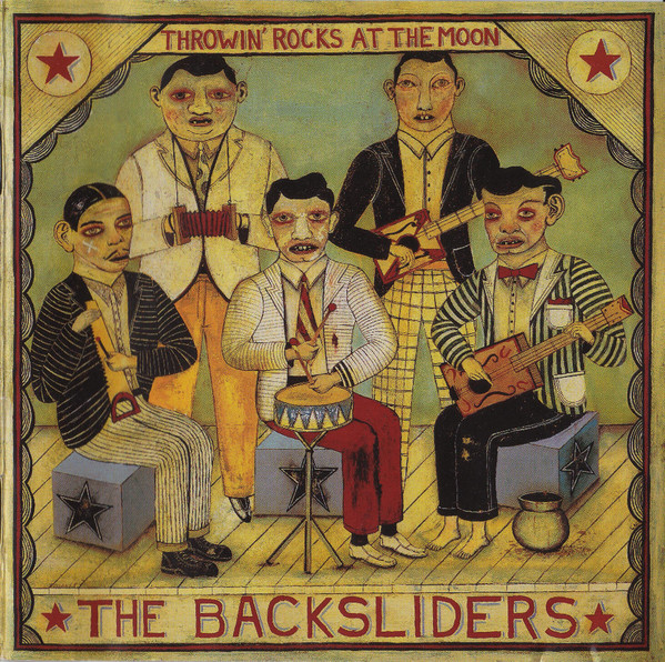Backsliders (The) Throwin' Rocks At The Moon  CD