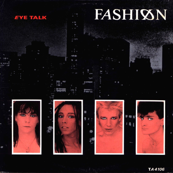 Fashion Eye Talk Vinyl