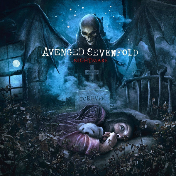 Avenged Sevenfold Nightmare Vinyl