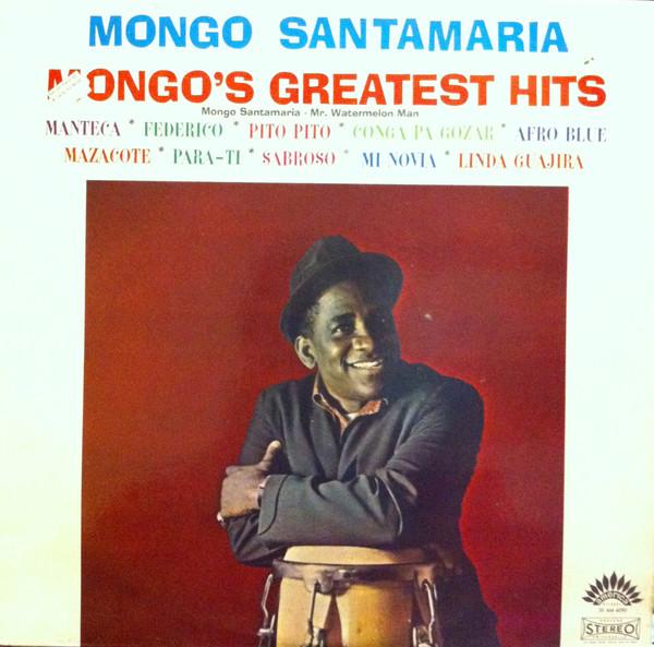 Mongo Santamaria Mongo's Greatest Hits Vinyl