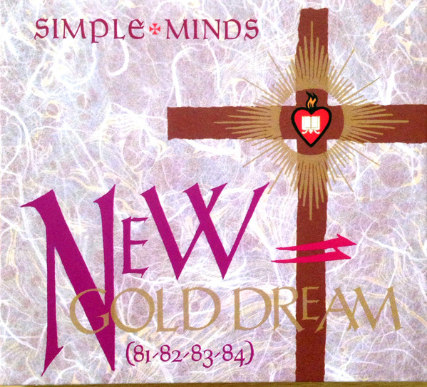 Simple Minds New Gold Dream (81-82-83-84)