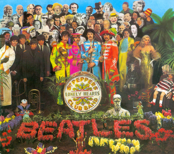 Beatles (The) Sgt. Pepper's Lonely Hearts Club Band