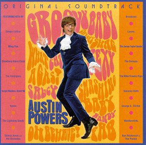 Various Austin Powers - International Man Of Mystery Vinyl