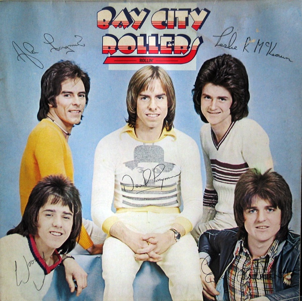 Bay City Rollers (The) Rollin Vinyl