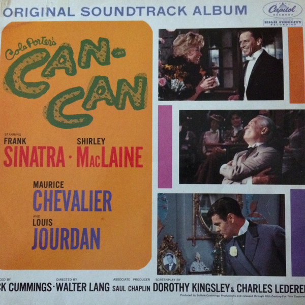 Various Cole Porter's Can-Can Vinyl