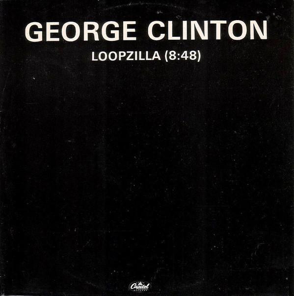 Clinton, George Loopzilla Vinyl