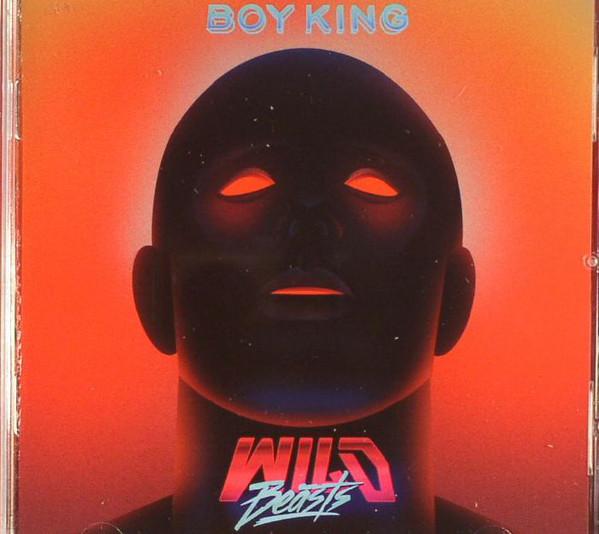 Wild Beasts Boy King Vinyl