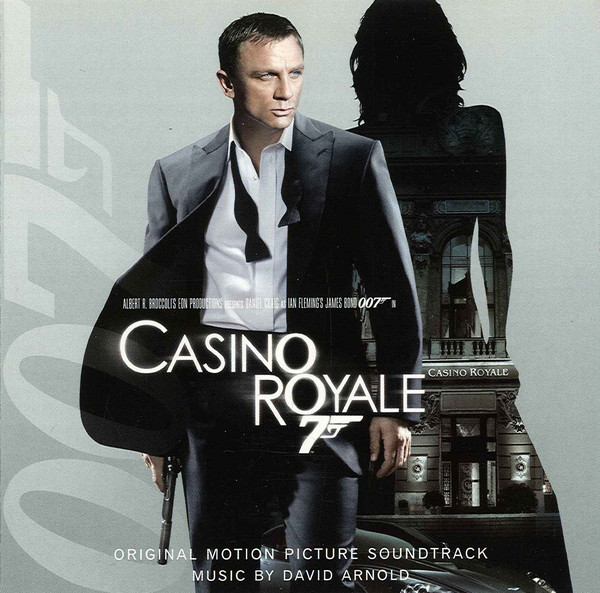 David Arnold Casino Royale (Original Motion Picture Soundtrack) Vinyl