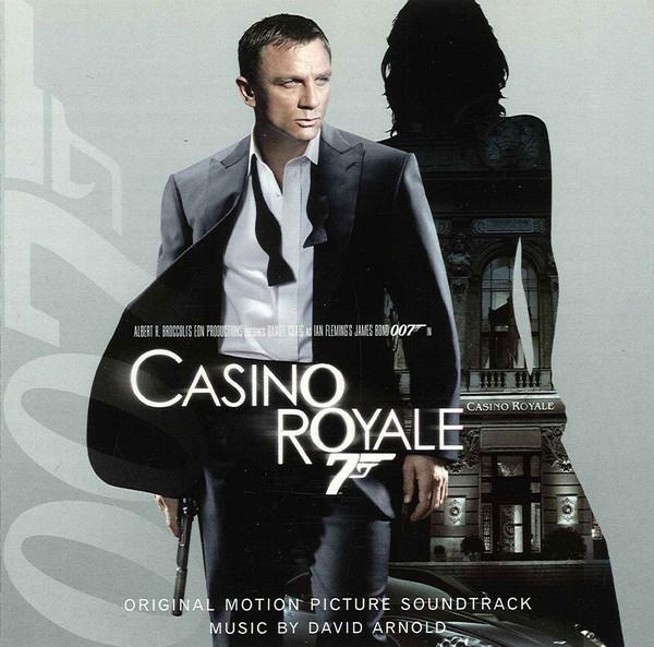David Arnold Casino Royale (Original Motion Picture Soundtrack)
