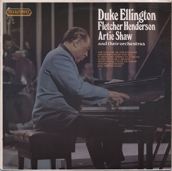 Ellington, Duke, Fletcher Henderson, Artie Shaw And Their Orchestras Various