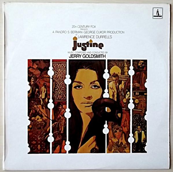 Jerry Goldsmith Justine Vinyl