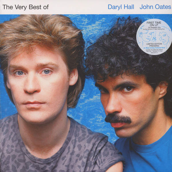 Daryl Hall John Oates The Very Best Of Vinyl