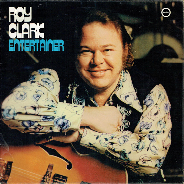 Clark, Roy Entertainer