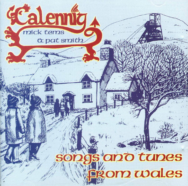 Calennig Songs And Tunes From Wales Vinyl