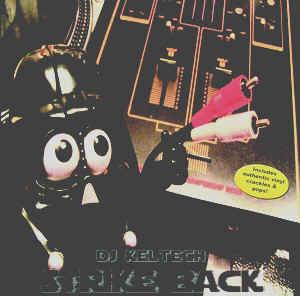 DJ Keltech Strike Back Vinyl