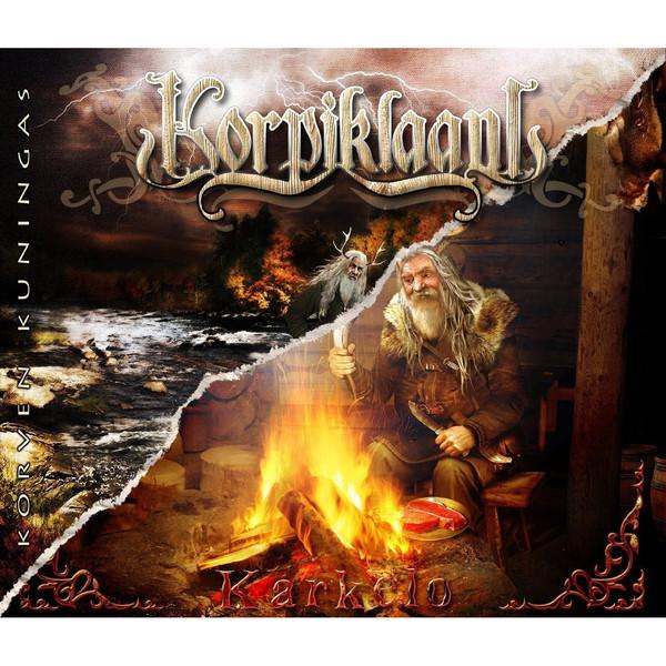Korpiklaani Karkelo / Korven Kuningas Vinyl