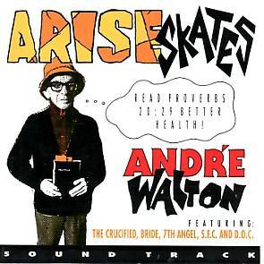 Various Arise Skates CD