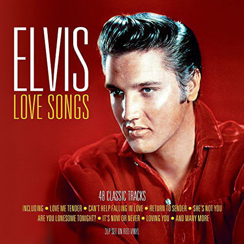 Presley, Elvis Elvis Love Songs Vinyl