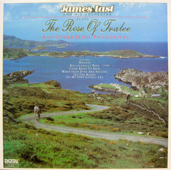 James Last And His Orchestra Plays The Rose Of Tralee And Other Irish Favourites Vinyl