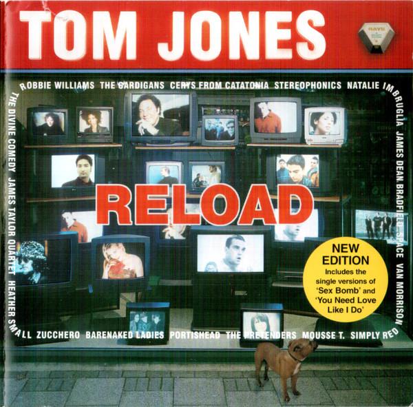 Jones, Tom Reload