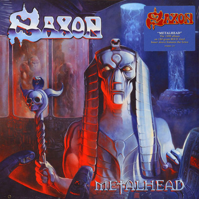 Saxon Metalhead