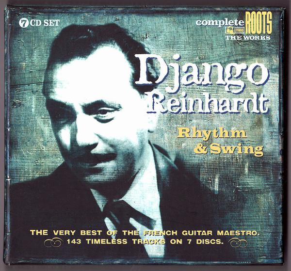 Reinhardt, Django Rhythm & Swing Vinyl