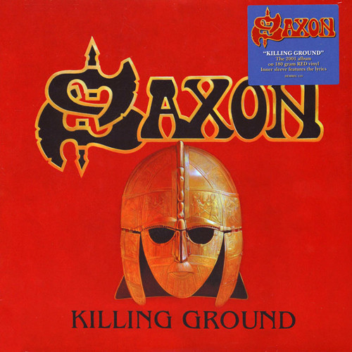 Saxon Killing Ground Vinyl