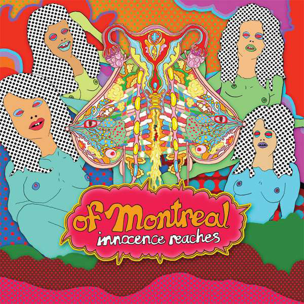 of Montreal Innocence Reaches Vinyl