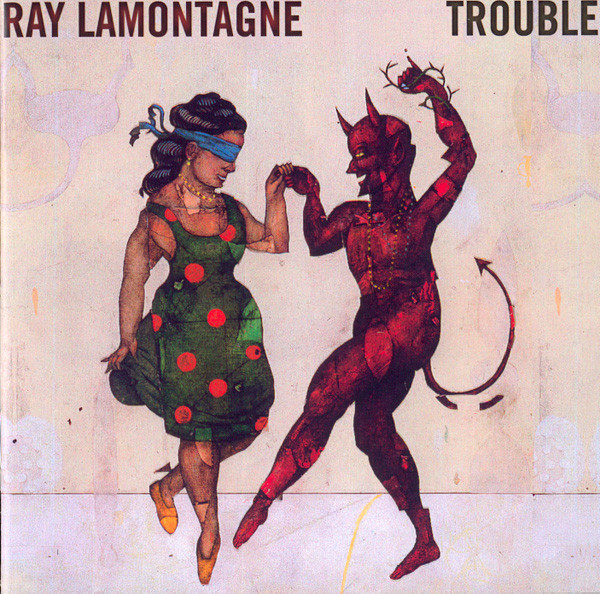 Lamontagne, Ray Trouble Vinyl