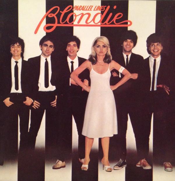 Blondie Parallel Lines CD