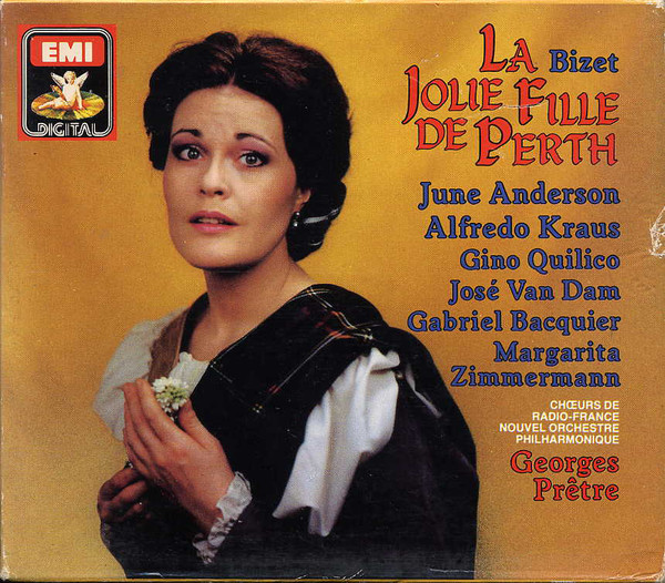 Bizet, Georges La Jolle Fille De Perth