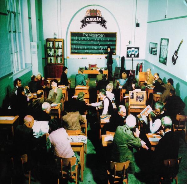 Oasis The Masterplan Vinyl