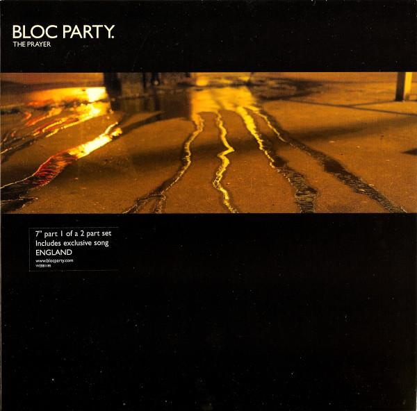 Bloc Party The Prayer Vinyl